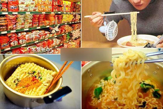韓國人為何愛吃即食麵?