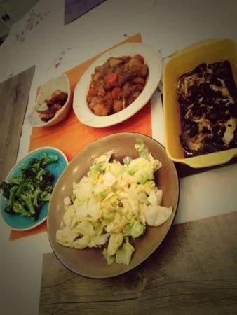 大S变身贤妻微博互动晒幸福 做丰盛晚餐犒劳生病丈夫(图)