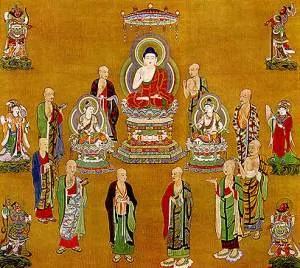 佛祖的十大弟子