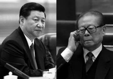 """政治局委员排名""""颠倒"""" 十九大后中共高层激烈搏杀"""