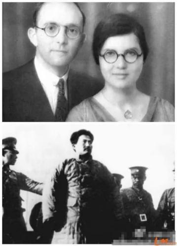 美传教士夫妇被红军所杀 两位中国人上演赵氏孤儿感天地
