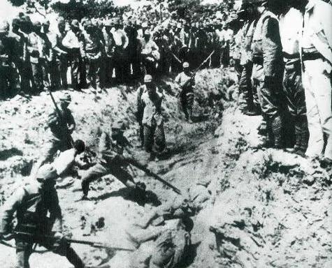 毛泽东为何不让南京大屠杀历史上课本(图)