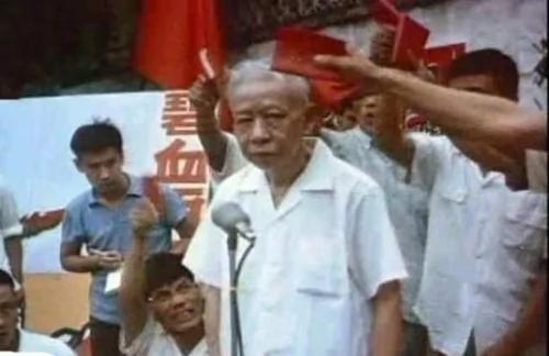 49年后被党整死的中共领导人