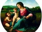 善与美的合一 拉斐尔的《圣母子》(组图)