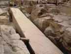 古埃及十大发现:未完成的方尖碑采石场(组图)