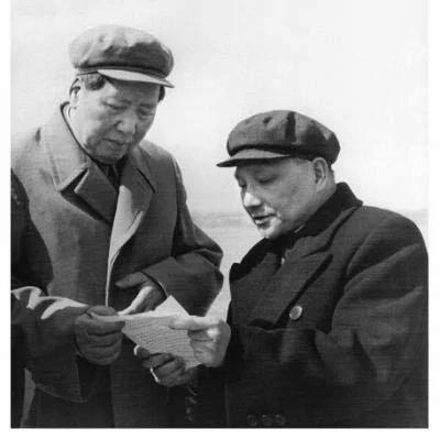 高饶事件中邓小平向毛泽东告密 充当打手