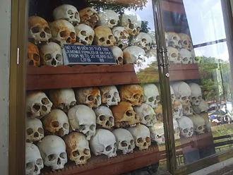 挺中共 红河高棉越南大屠杀举世震惊 先奸后杀