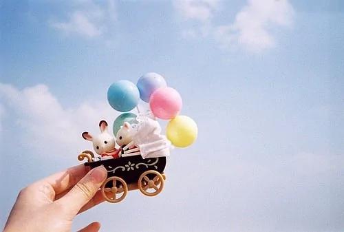 幸福的路上