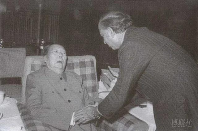 毛泽东死后 私人医生的恐惧
