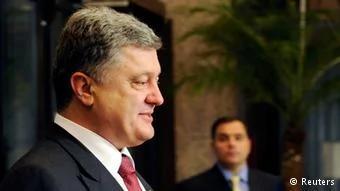 Belgien Petro Poroschenko in Brüssel30.08.2014
