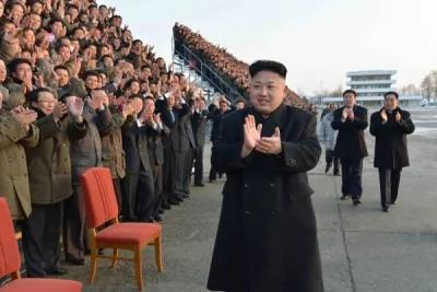 北韓前反情報官員聲稱,金正恩現在只是「魁儡領袖」。(法新社)