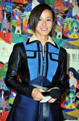 香港歌手何韻詩因力挺佔中行動,其微博已被關閉。(資料照,記者陳奕全攝)
