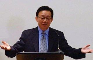 """辛灏年提出""""去党留政"""",为未来中国变局提供理论准备"""
