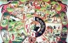唯色:西藏那绛红色的地图