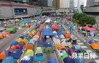 戴耀廷:中国不可能出现香港式民主抗争运动