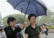 當香港高官嘗到了權力的滋味 圖