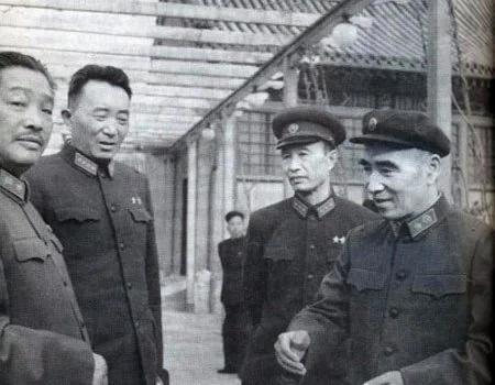 林彪不是迫害贺龙的元凶
