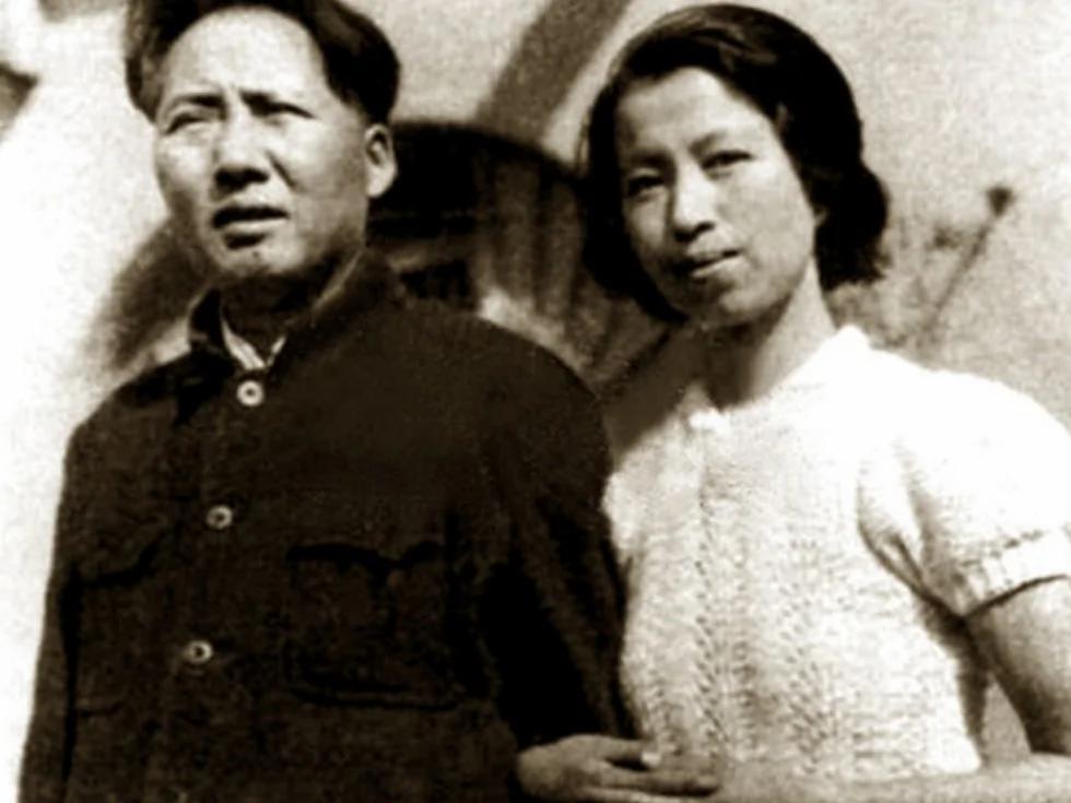 江青绯闻缠身 毛泽东对抗整个政治家执意要娶她