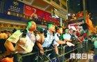 香港警队内的外国势力(图)