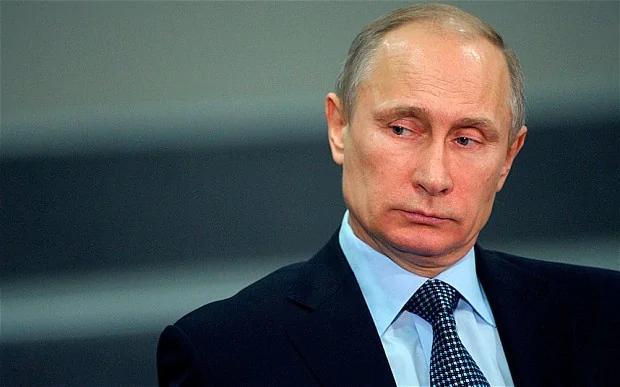 G20峰会上遭西方粗暴对待 普京拂袖而去 图