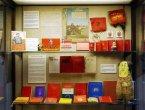纽约举办《毛主席语录》50周年展 图