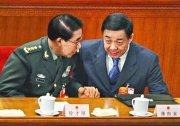 清洗徐才厚势力 总政变「重整治部」图