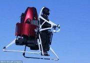 個人飛行背包2016年上市:千米高度可飛30分鐘(多圖)