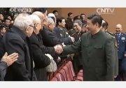 軍委高層鎮撫全軍防兵變 江毀了兩代精英和國防(圖)