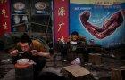 外媒 2014年精彩图辑:回眸看中国(下)