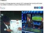 外媒:央视播亚洲杯:落后得不可思议(图)
