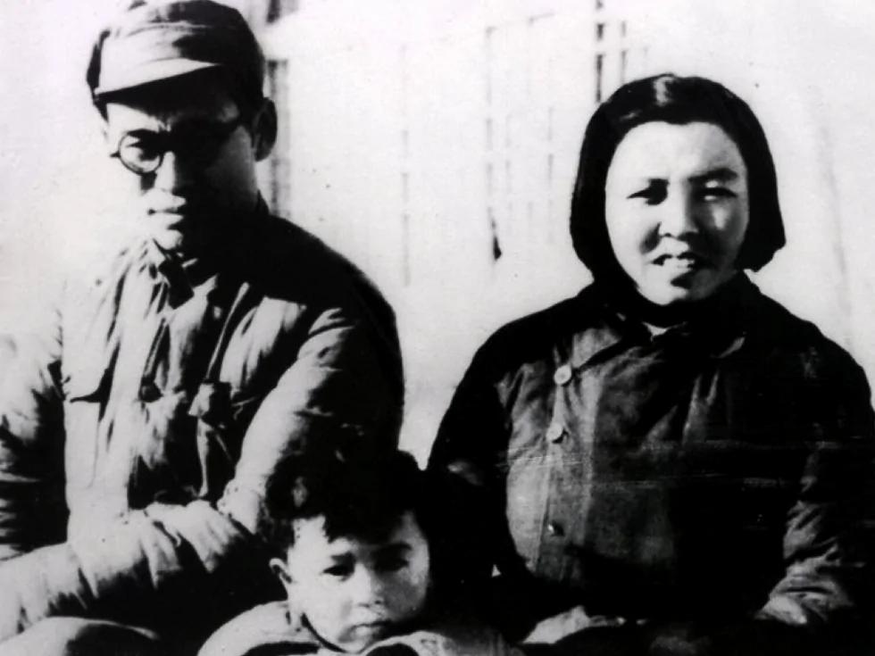 高崗遺孀:毛澤東急於解決高崗的內幕(圖)
