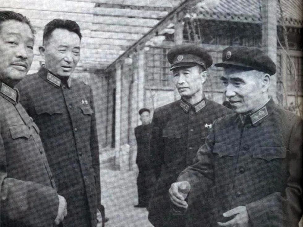 杨成武:张爱萍文革倒台幕后帮凶