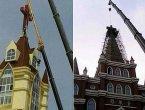 """英媒:活动人士称北京拆教堂的""""邪恶运动""""仍在继续 图"""