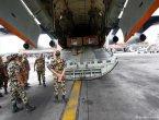 德媒:尼泊尔救灾背后的较量 中共VS印度 组图