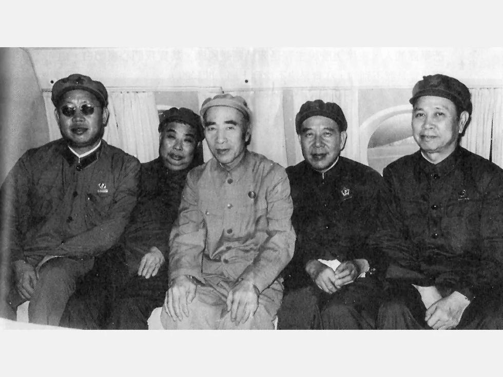 邱会作回忆录破译文革揭示中南海内斗核心