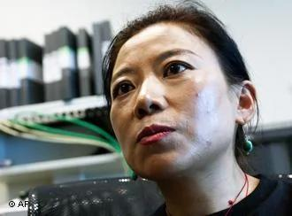 Tibet Schriftstellerin Tsering Woeser