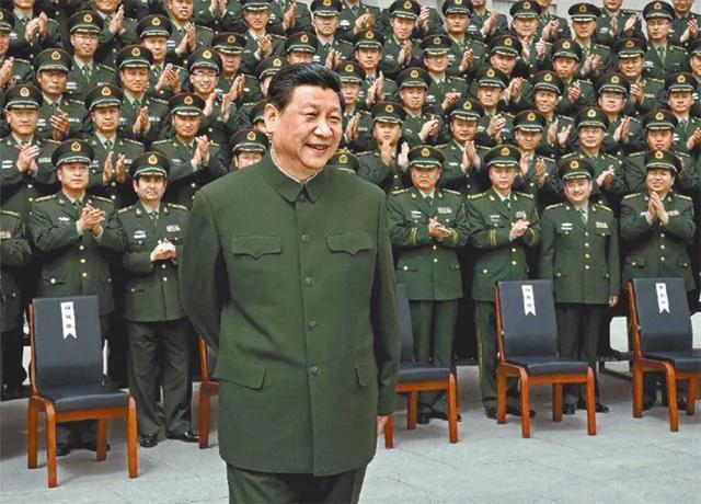 十九大共军军头排座次 中央军委人选露端倪