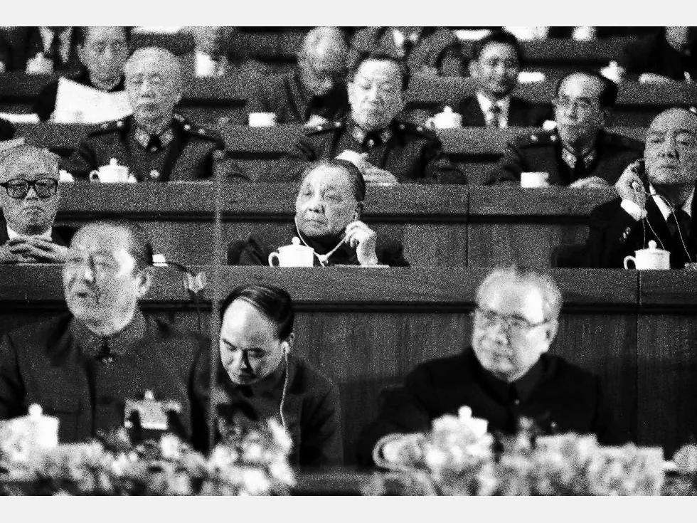 杨尚昆六四两头押注 待赵紫阳成事做太上皇