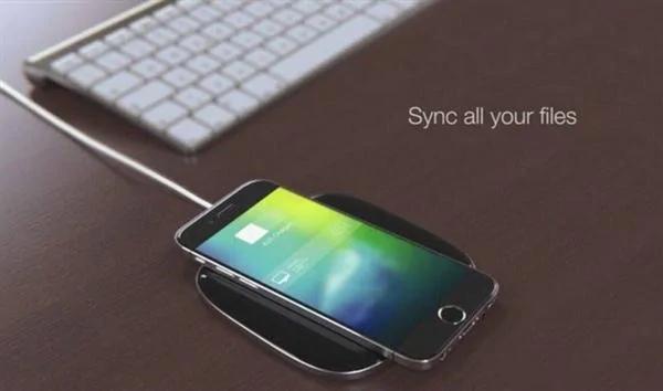 终于要来了,iPhone 7 支持无线充电!图