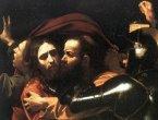 组图:巴洛克绘画大师卡拉瓦乔和他的《背叛基督》组图
