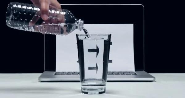 8個好玩到讓你愛不釋手的〝水魔術〞,沒想到這麼神奇! 組圖/視頻