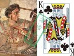 打了那么多年扑克牌 竟然不知道JQK竟是代表这些超重要历史人物! 组图