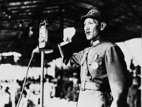 日本史料揭秘國共之爭:誰是抗日核心(圖)