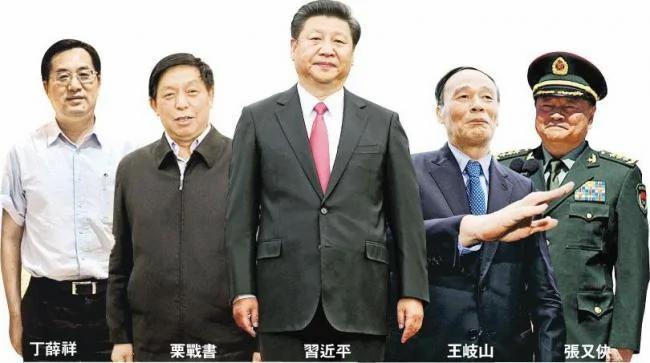 黄海军演北戴河会议开始?三股势力合流反对习王联盟