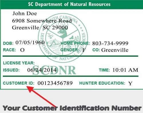 5 for Fishing license idaho
