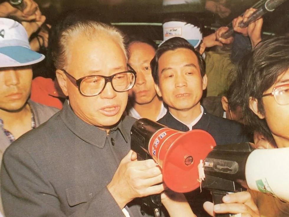 内幕:如无8964 赵紫阳可能是第一届总统