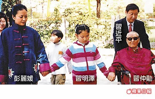 Image result for 习明泽