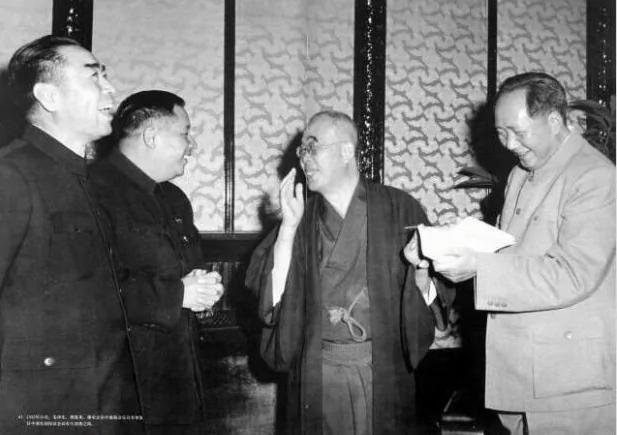 有據可查 毛澤東曾多次感謝日軍侵略:「我們如何感謝你們?我們唔好你們戰爭賠償!」