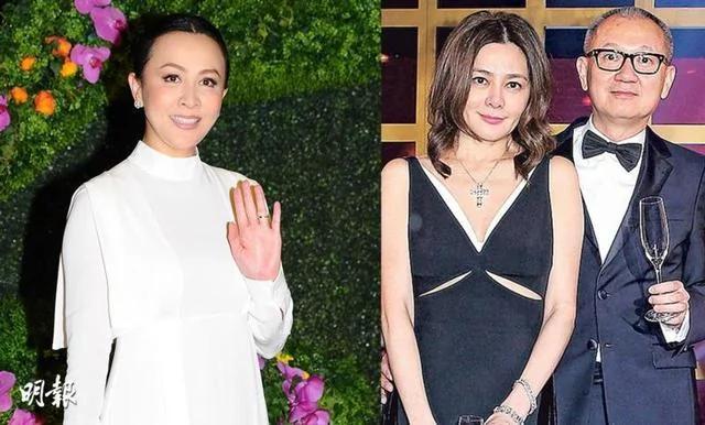 刘嘉玲:跟陈泰铭只是好友,关之琳太敏感了
