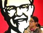 中国象征—毛泽东还是肯德基?
